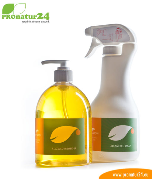 All-purpose cleaner by UNI SAPON