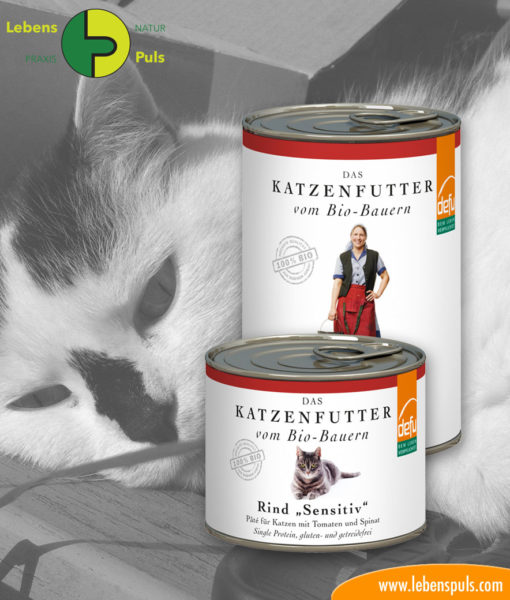 defu BIO cat food: wet food