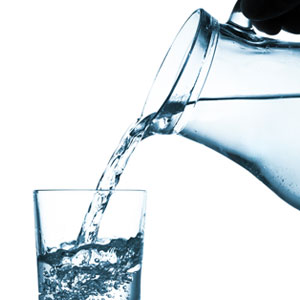 Drink 2-3 liters of water per day!