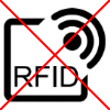 Blocking RFID - radio frequency identification