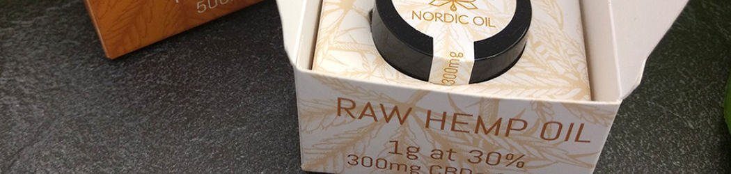 RAW CBD & CBDa. Extraction without heat input of cannabis plant with 30% CBD content. Without THC. Vegan.