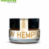 RAW CBD & CBDa hemp oil. Extraction without heat input of cannabis plant with 30% CBD content. Without THC. Vegan.